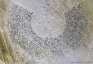 101 2013 Burning Man mosaic